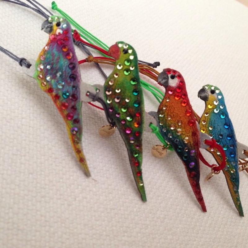 bracciale muah bijoux pappagallo